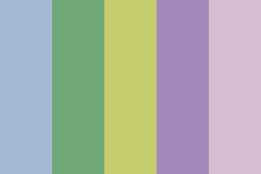 Flower Patch Color Palette