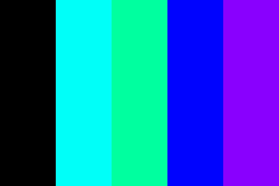 Fly Me To The Moon Color Palette