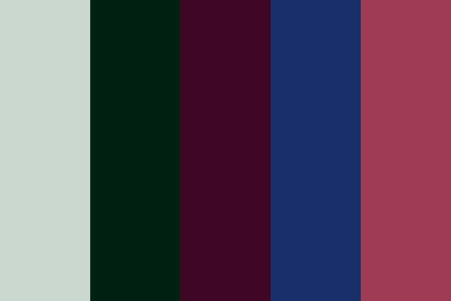 Forest   Twenty One Pilots Color Palette