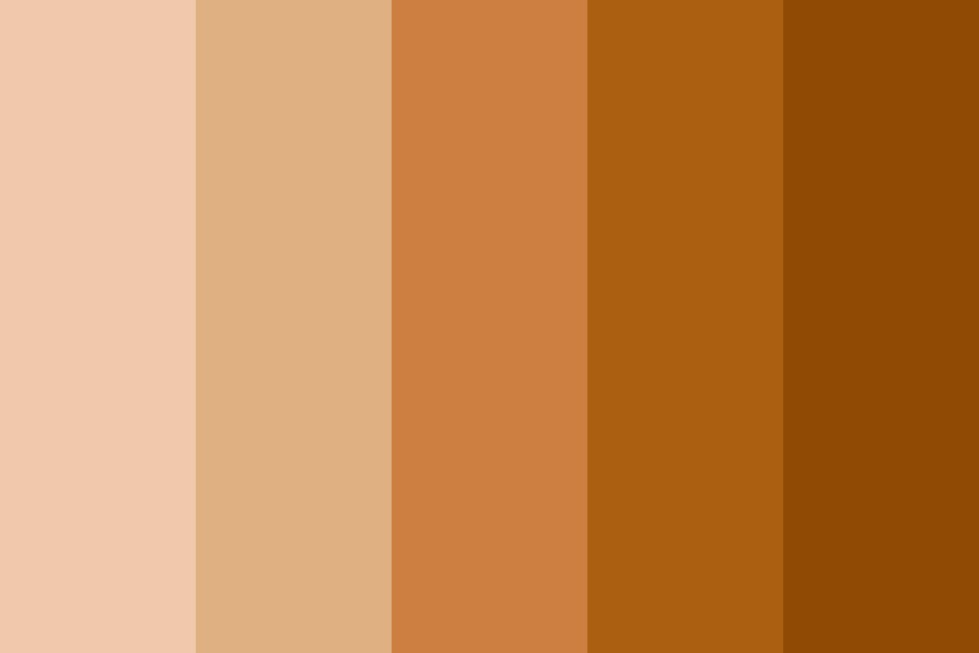 Forest Breath Color Palette