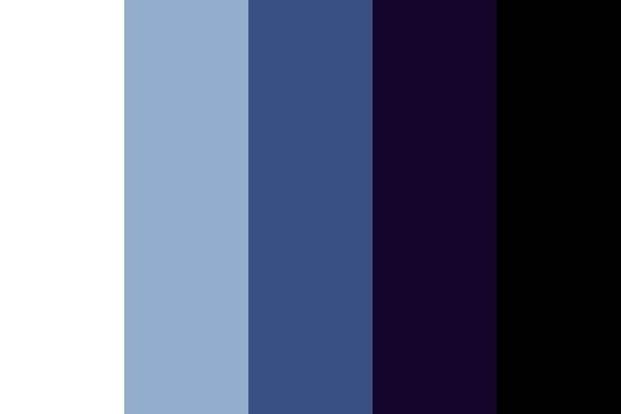Forest Of Skyscrapers Color Palette