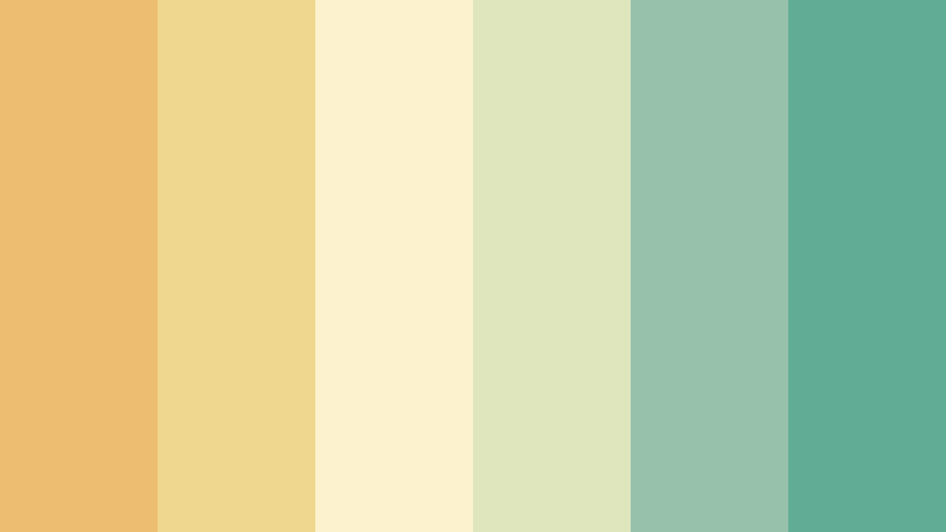 Forget The World Color Palette