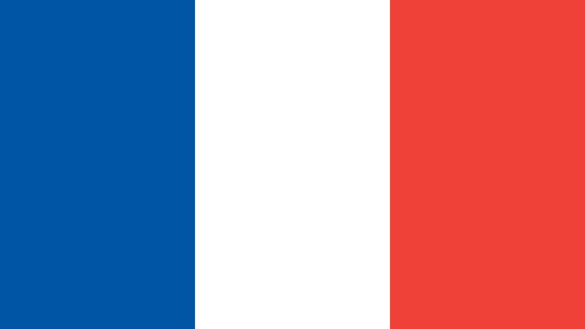 France Flag Color Palette