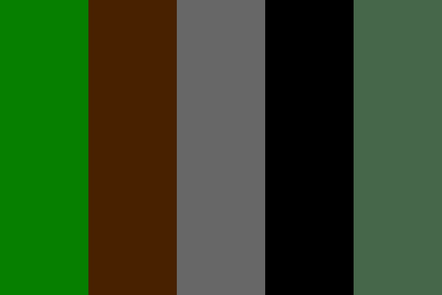 Fredrick Color Palette