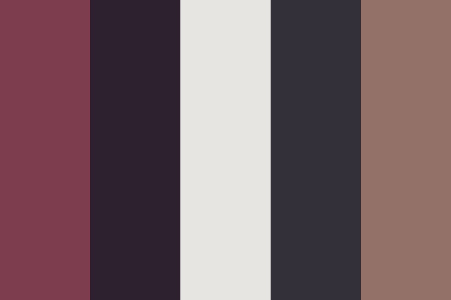 Friday Night Dance Color Palette