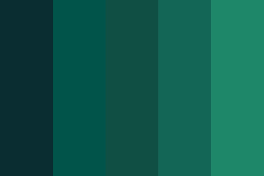 Fright Night Color Palette
