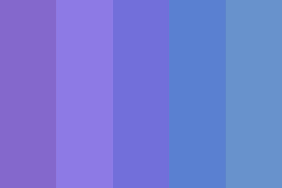 From The Night Before Color Palette