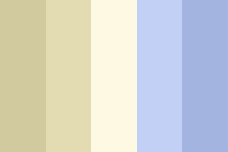 Fun At The Beach Color Palette