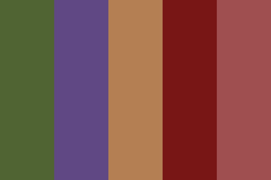 Fun Nights Color Palette