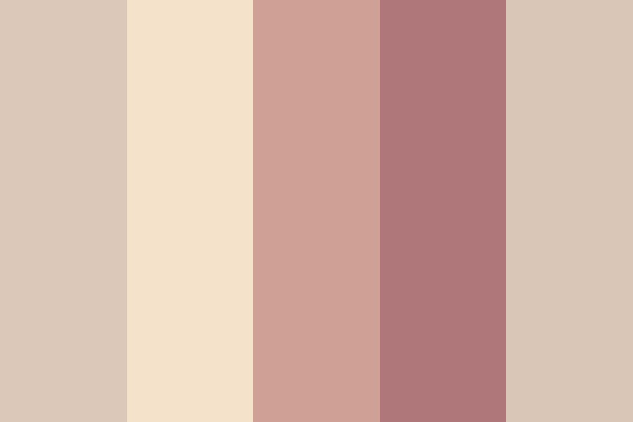 Fun Time At The Beach Color Palette