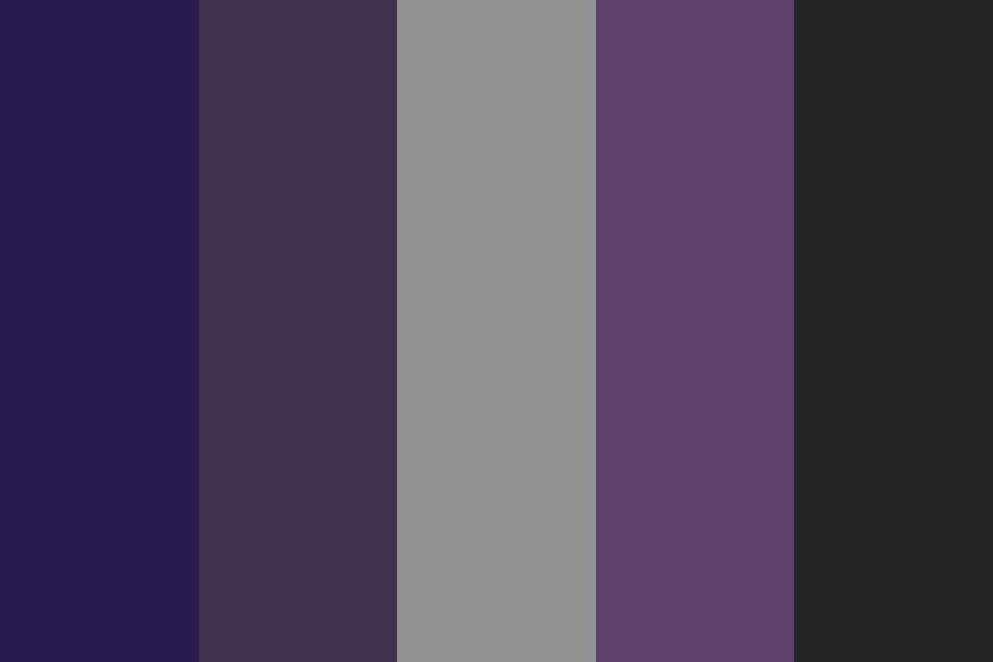 Galaxy Of Stars Color Palette
