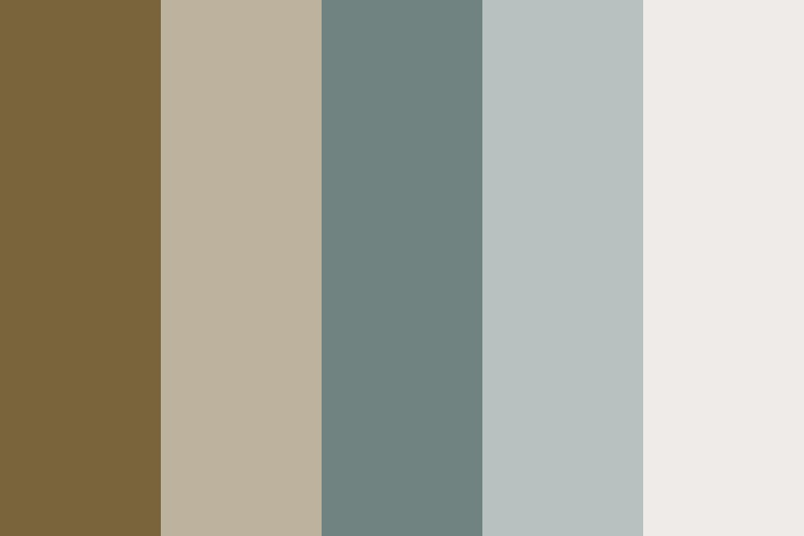 Gatherwintershoot Color Palette