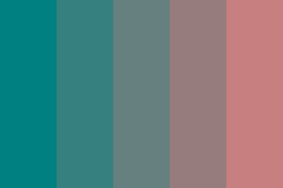 Gb With Increasing Red Color Palette