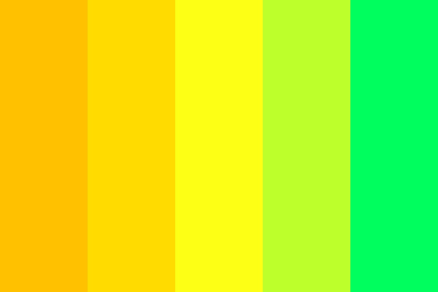 Gemini Sun Sign Color Palette