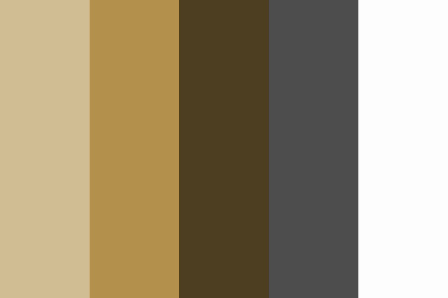 General Logo Light Color Palette