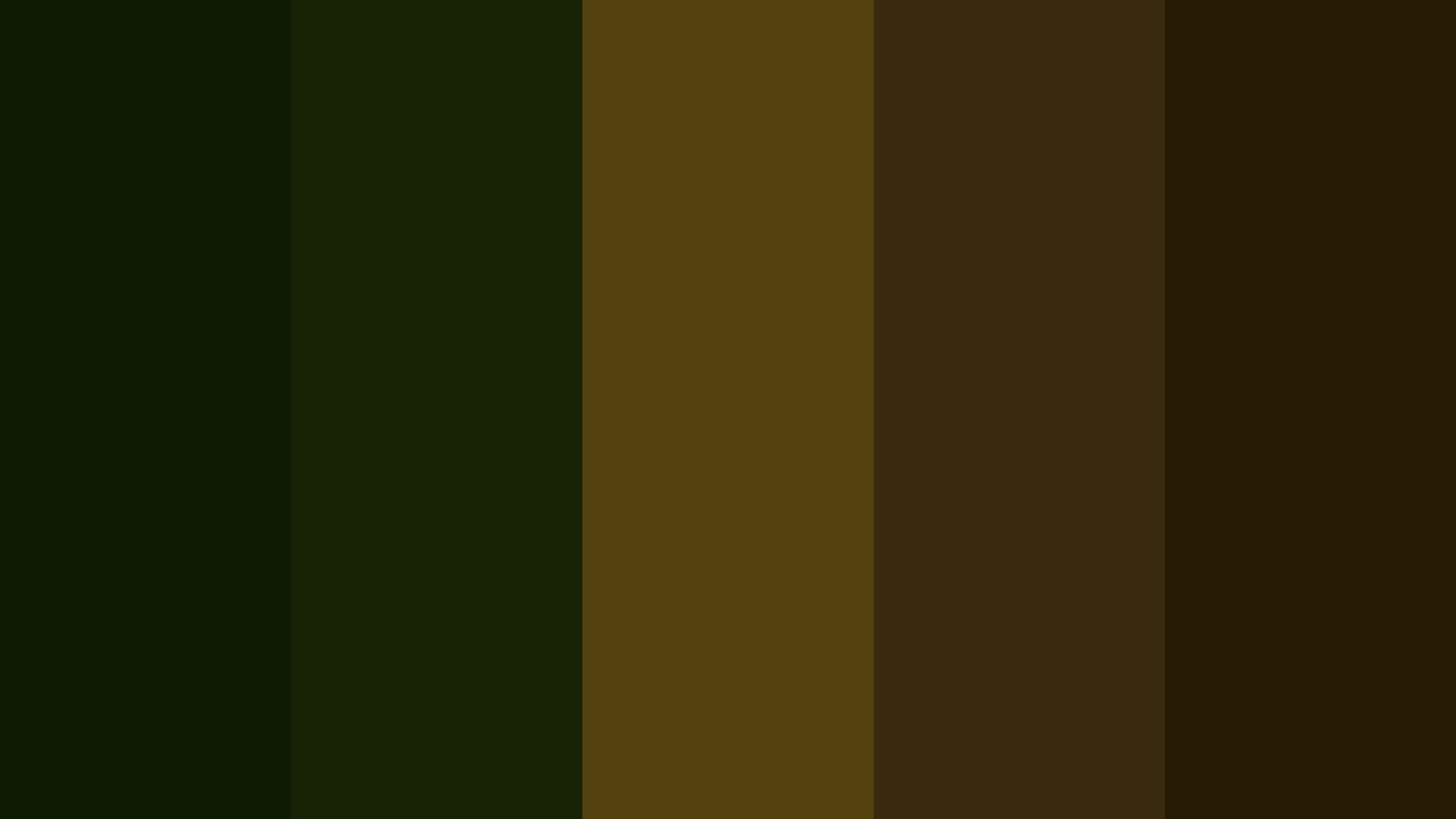 Ghost House Color Palette