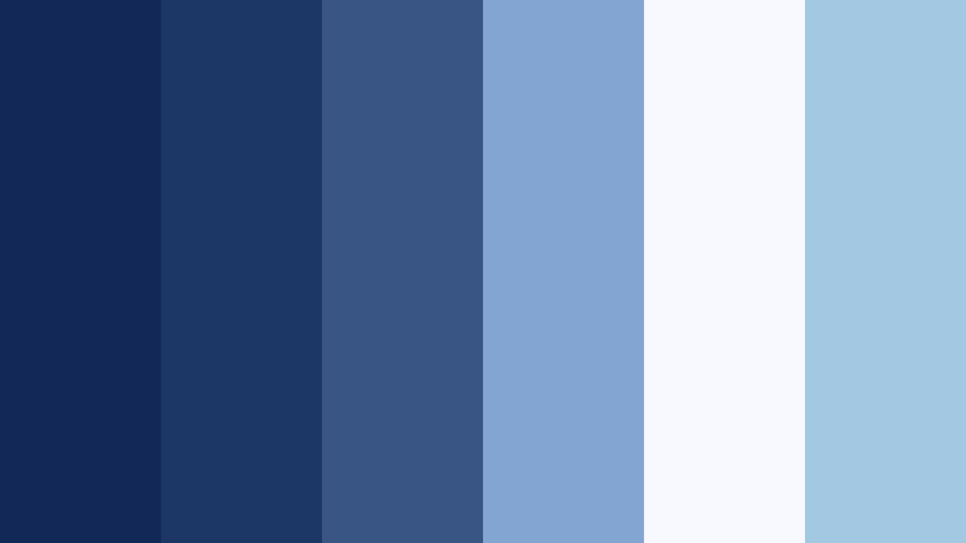 Ghosts In The Sky Color Palette