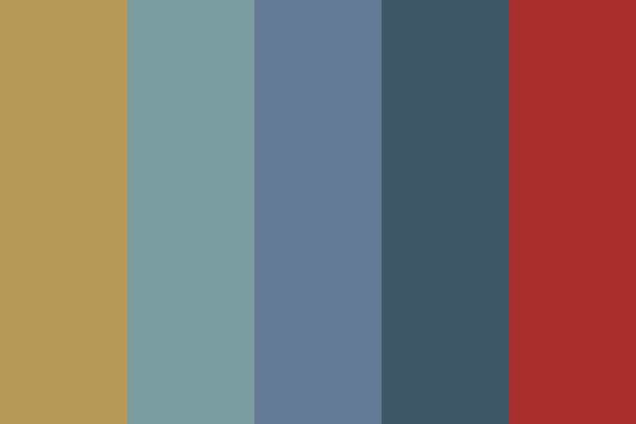 Gillians Grey Colors Color Palette