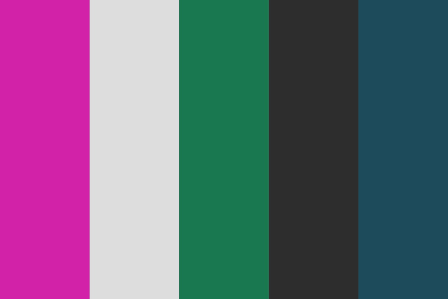 Give Me Space To Think Color Palette