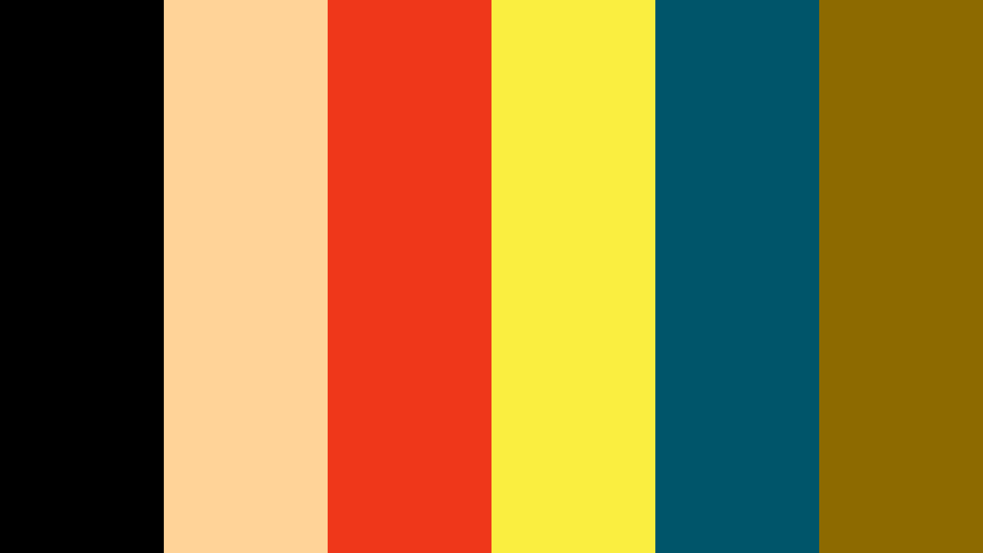 Glenn Quagmire   Family Guy Cartoon Color Palette