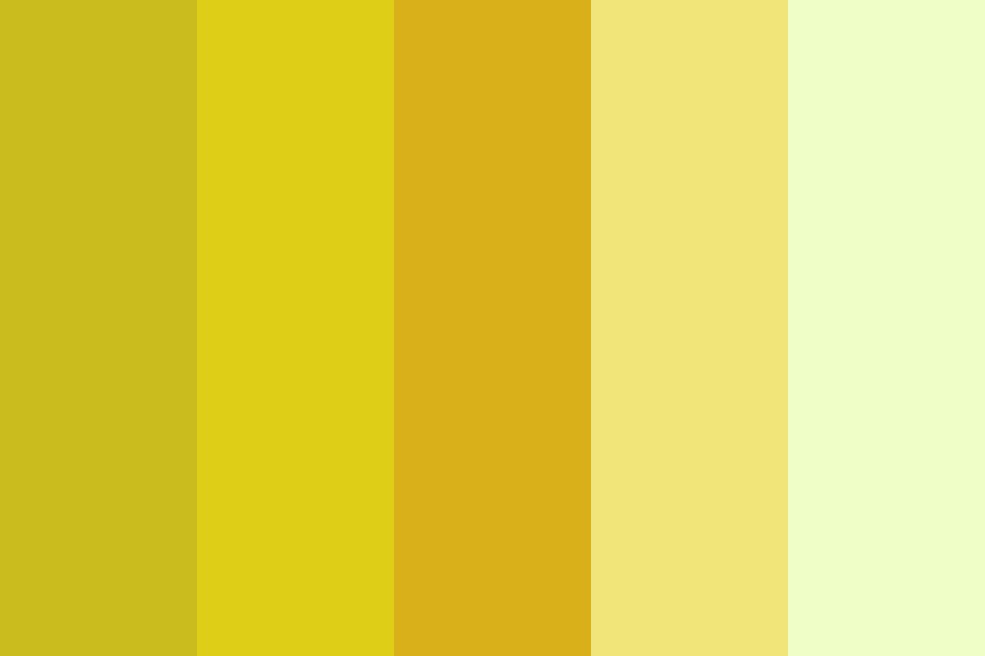 Gold Anagrams Color Palette