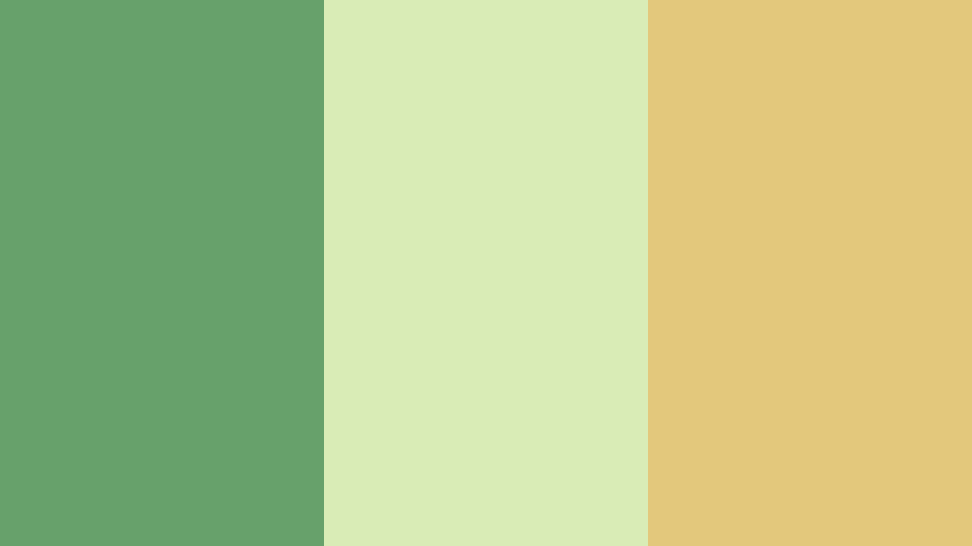 Gold In Leaves Color Palette