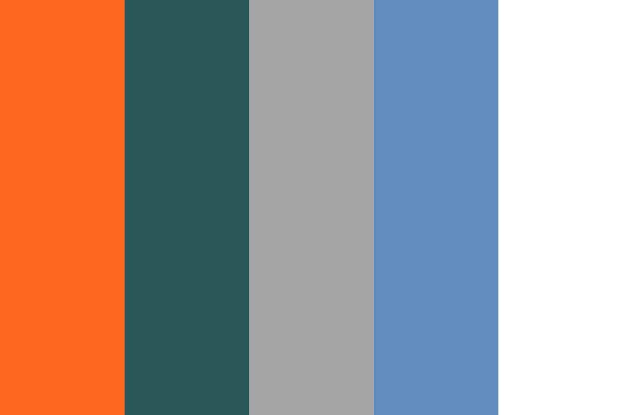 Goldberg Palette Color Palette