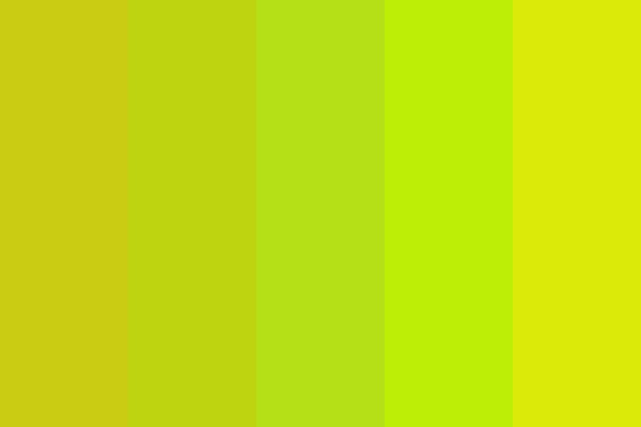 Goldilocks Color Palette