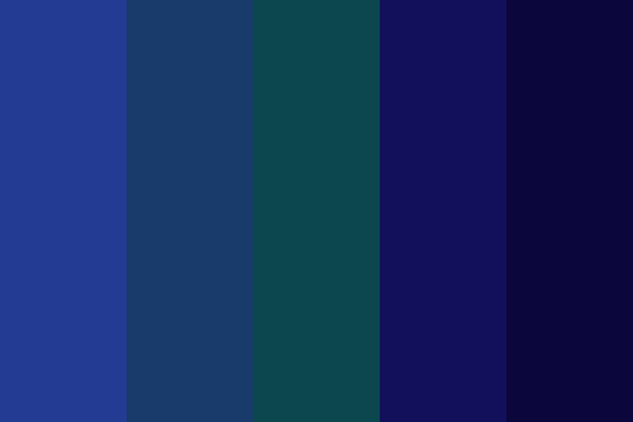 Good Night Color Palette