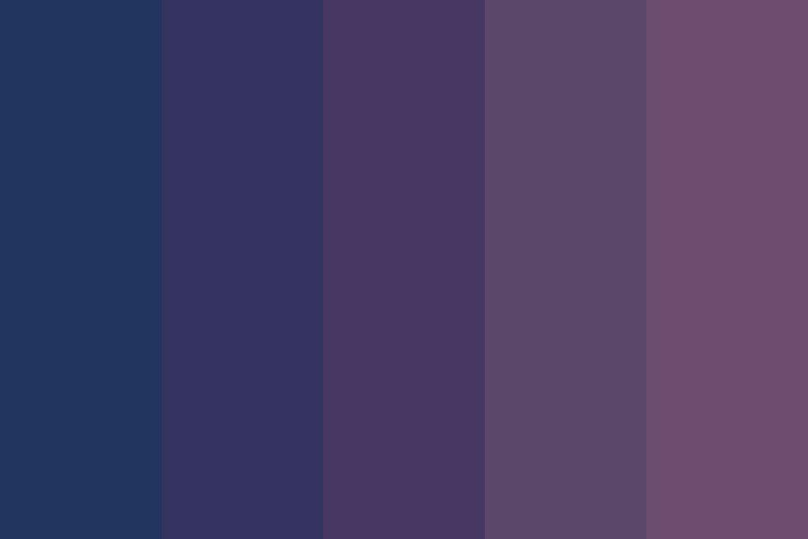 Goodnight Love Color Palette