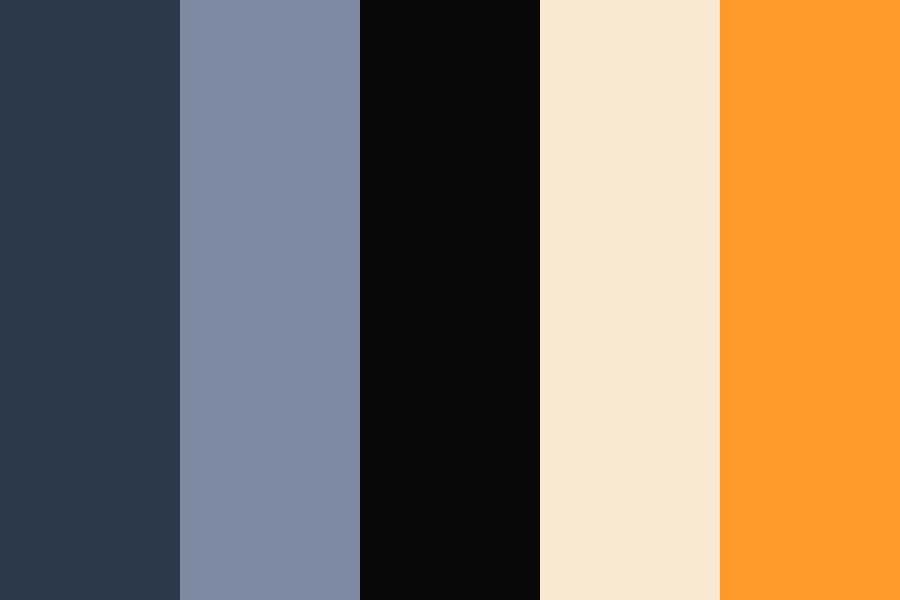 Gppr Dark Color Palette