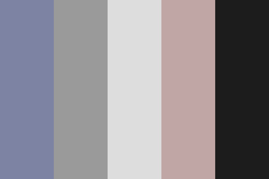 Gray Day Color Palette