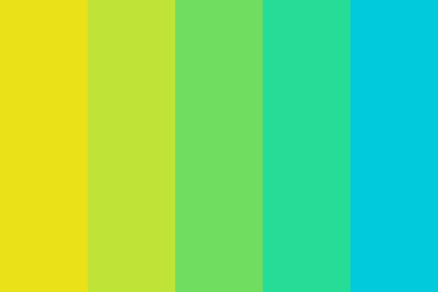 Green And Other Fakes Color Palette