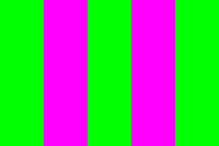 Green And Pinkle Color Palette