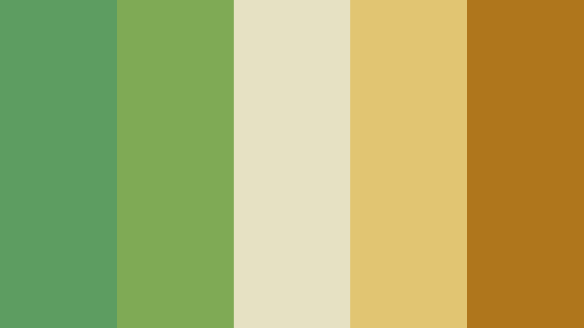 Green Ant Color Palette