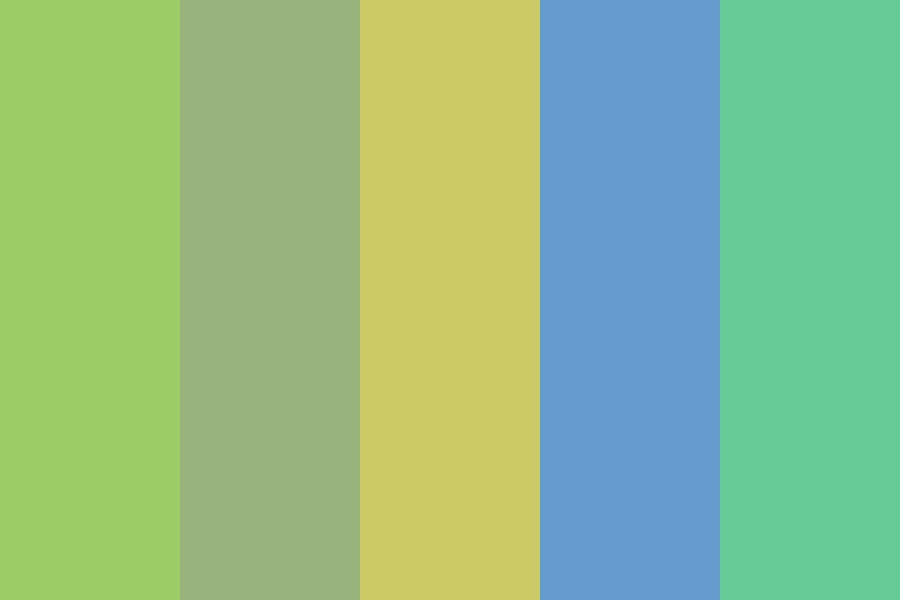 Green Hcwh Europe Choice Color Palette