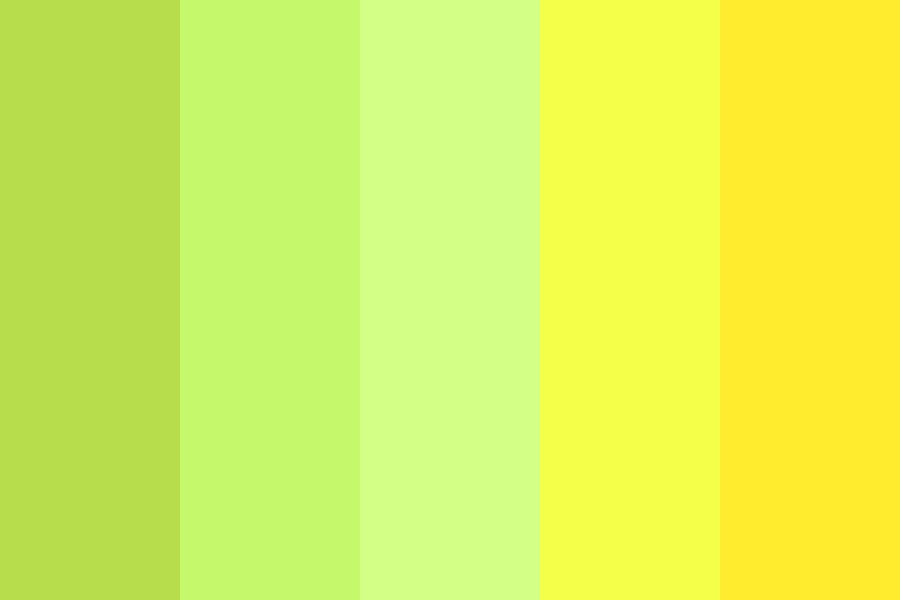 Greenapple Color Palette