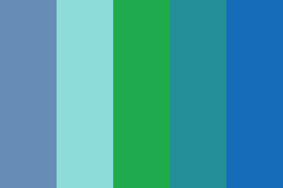 Greenhomes Long Island Color Palette