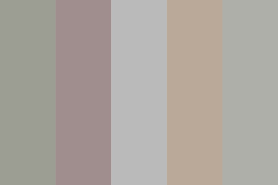 Greenwood Fire Color Palette