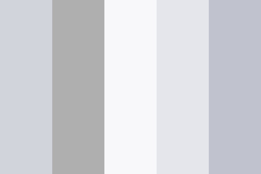 Grey lavender Colors Color Palette