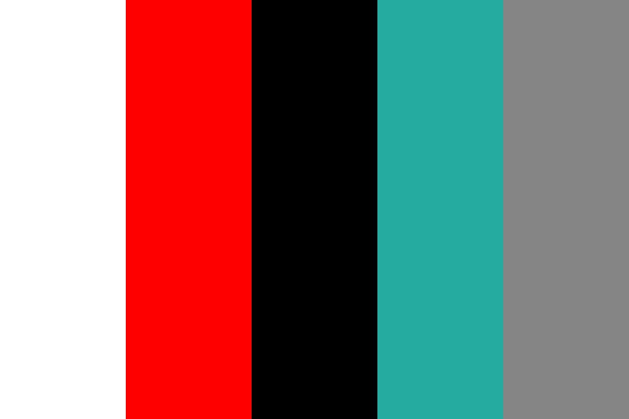 Hey Cool Kid Is This You Color Palette