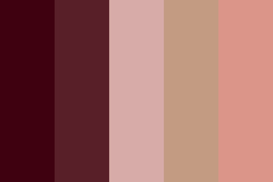 Hicks Schade Wedding Colors Color Palette