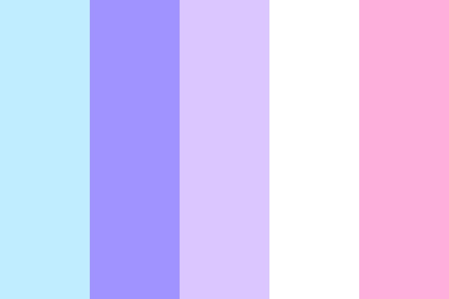 High Quality Aesthetic Color Palette
