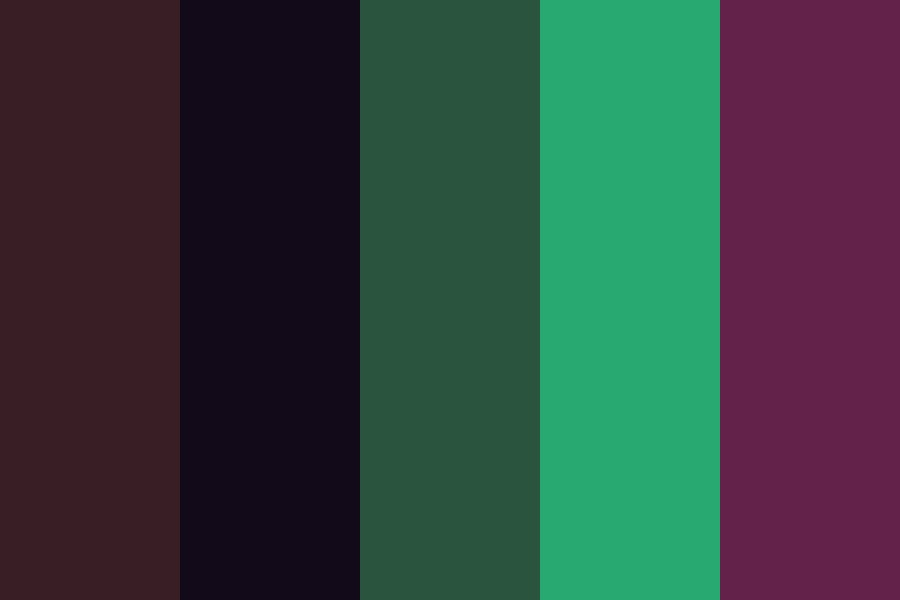 How Do I Aesthetic Color Palette