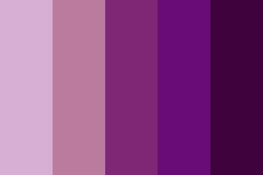 I Could Go Forward In The Night Color Palette