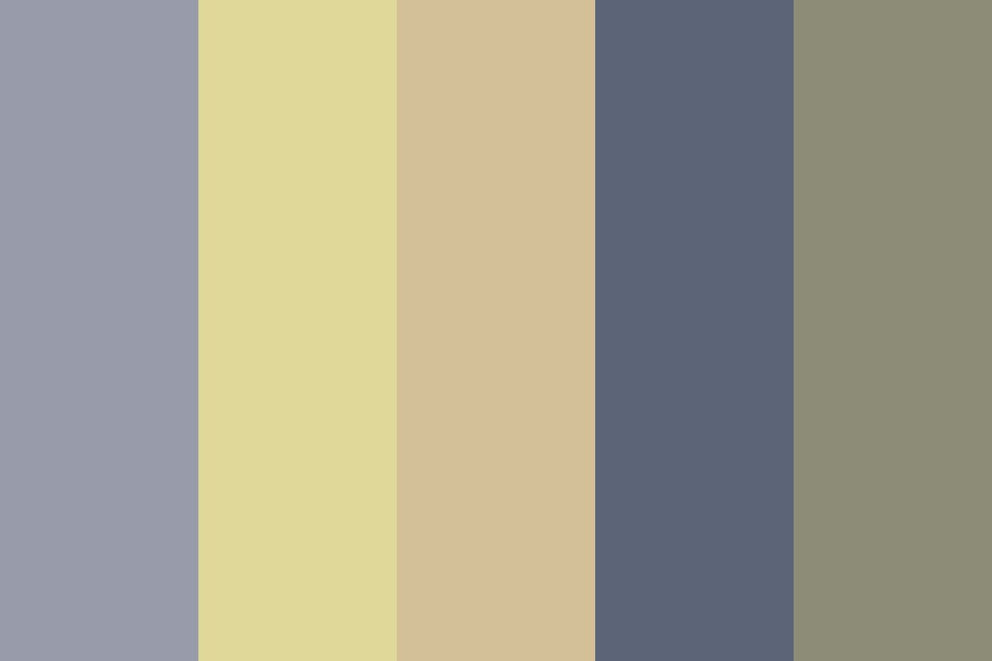 I Dont Often Use Yellow And This Is Why Color Palette