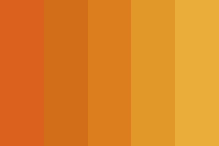I Feel Curious And Tired Color Palette