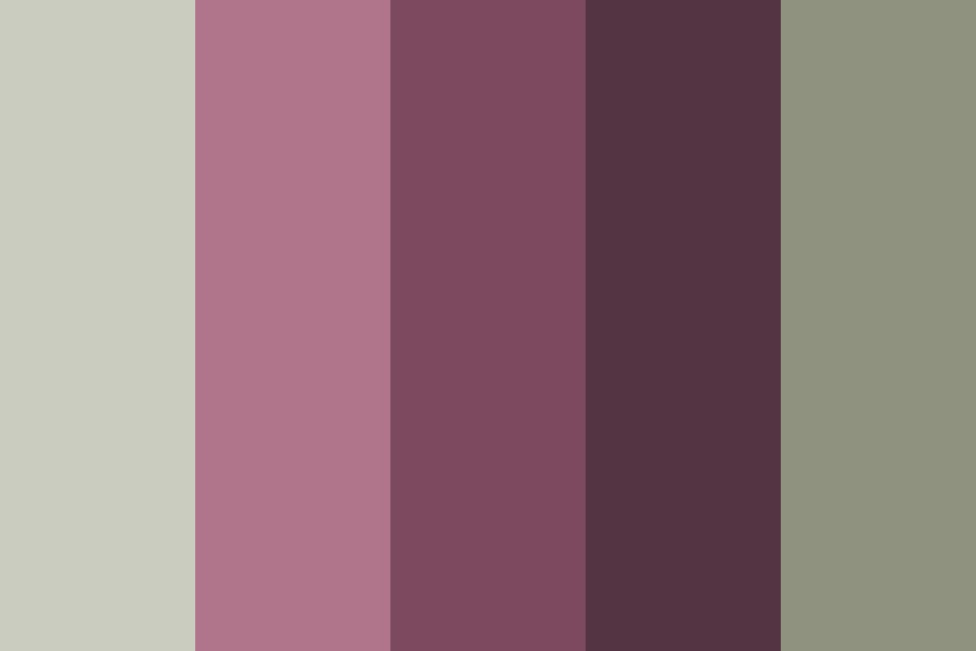 I Know You Feel My Fire Color Palette