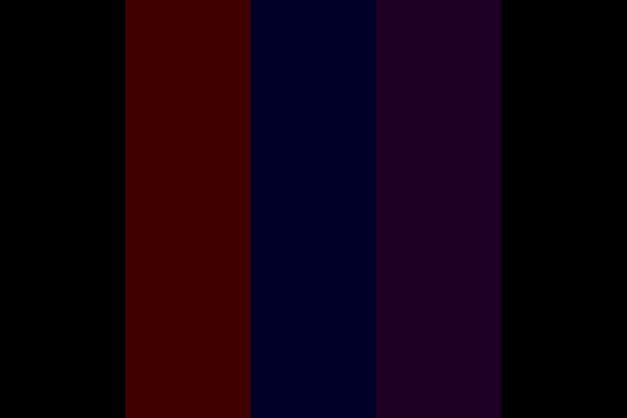 I Like Dark Colors Color Palette