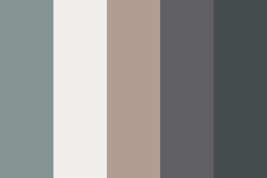 I Will Hang The Moon And Sun Color Palette